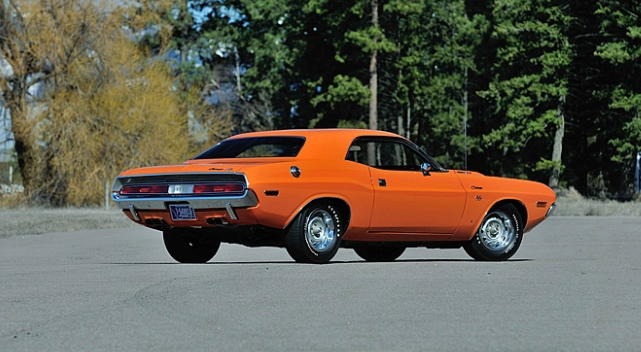 Muscle Cars from Wickey collection to cross Mecum block in Seattle