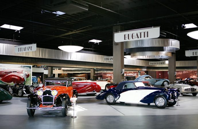 Mimosas for Mother's Day and other events this weekend at car museums