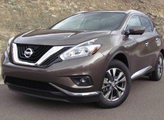 Driven: 2015 Nissan Murano SL