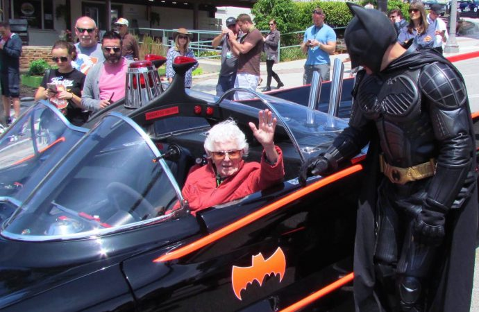 Margaret Dunning, 104-year-old classic car enthusiast, dies during California auto rally