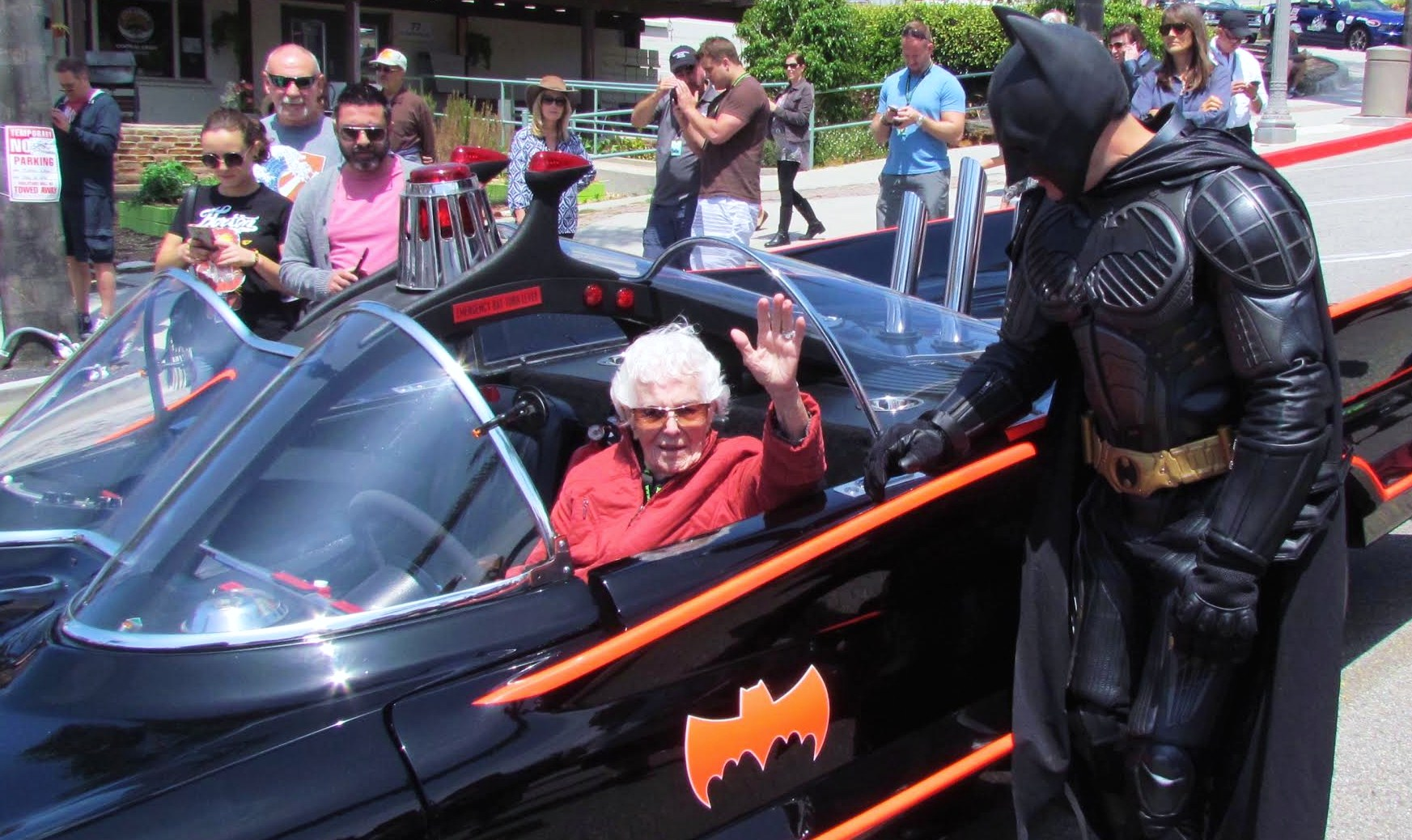 Margaret Dunning, 104-year-old classic car enthusiast, dies during ...