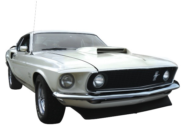 Boss 429 Mustang leads all sales at Ed Nordland Collection auction | Rich Penn Auction photos