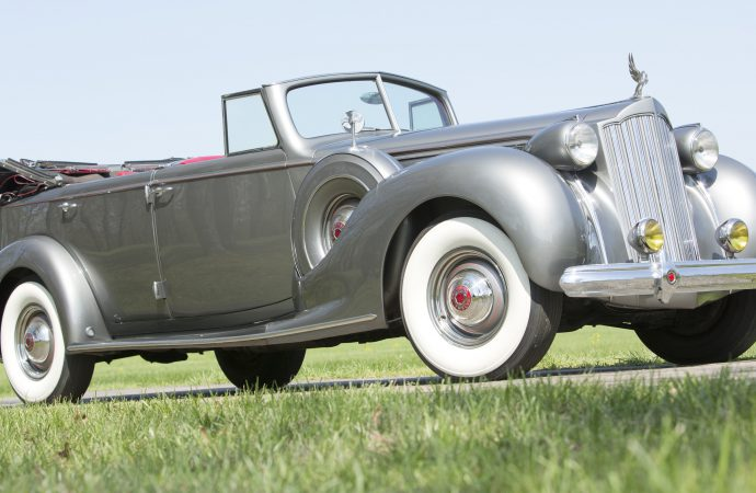 Pre-war classics dominate Bonhams sale at Greenwich
