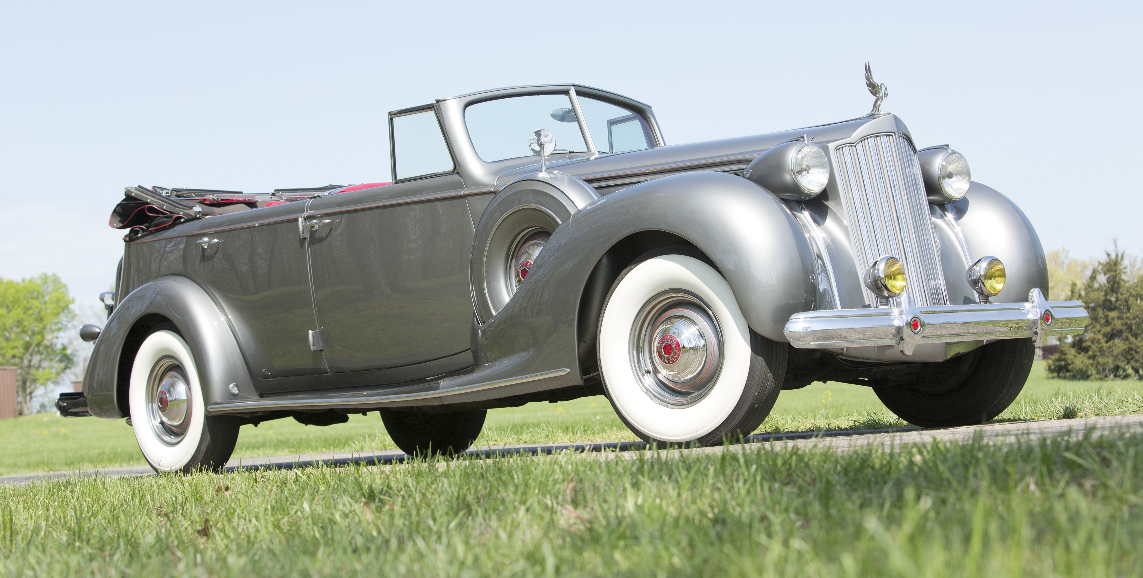 Pre-war classics dominate Bonhams sale at Greenwich - ClassicCars ...