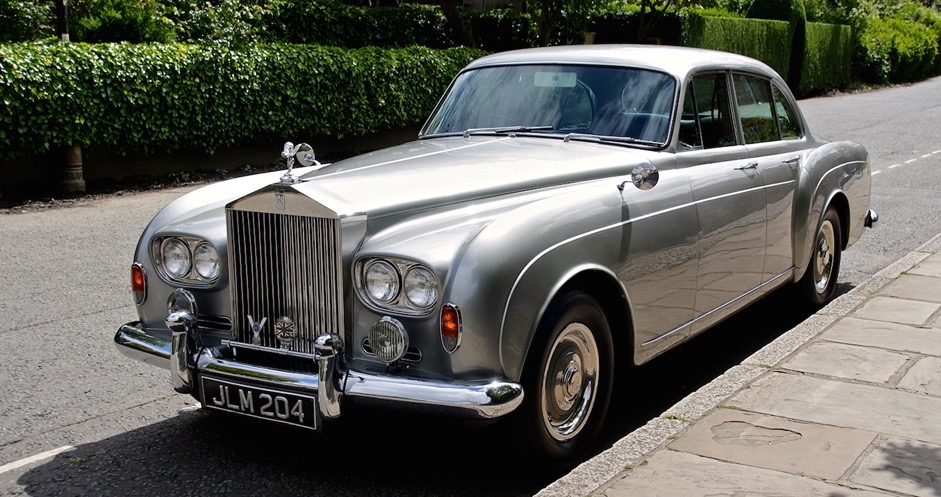 1964 Rolls-Royce Silver Cloud III Flying Spur among cars heading to the block this weekend | H&H Auctions photo
