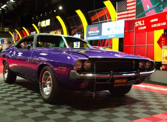 Mecum scores nearly $10 million sale in Seattle