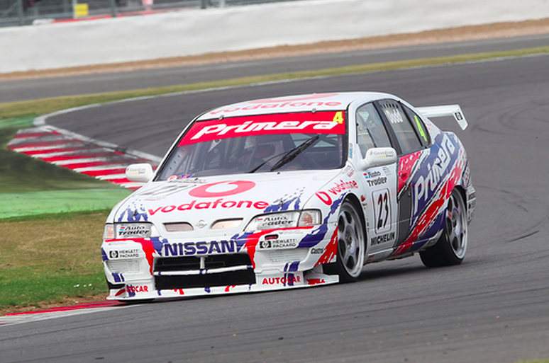 1998 Nissan Primera Super Touring Car among racing vehicles being offered up for auction | Silverstone Auctions photos
