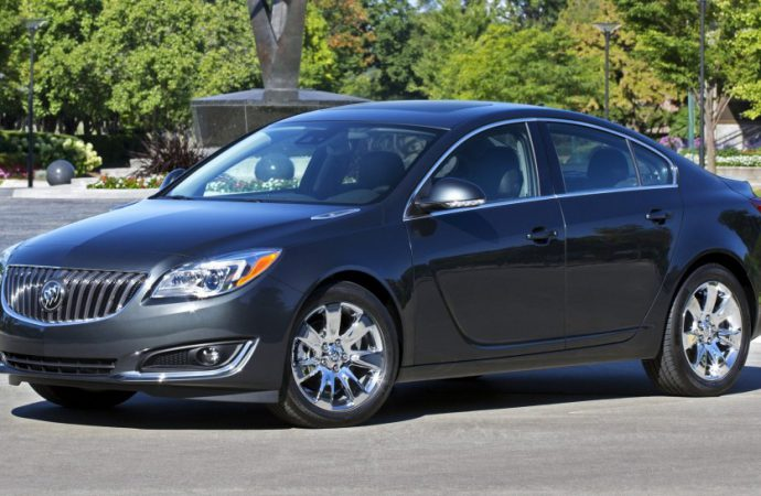 Driven: 2015 Buick Regal with eAssist