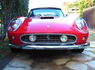Ferrari 250 GT California replica