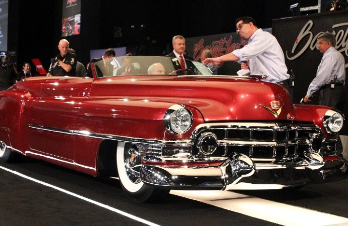Barrett-Jackson moves to days for Hot August Nights