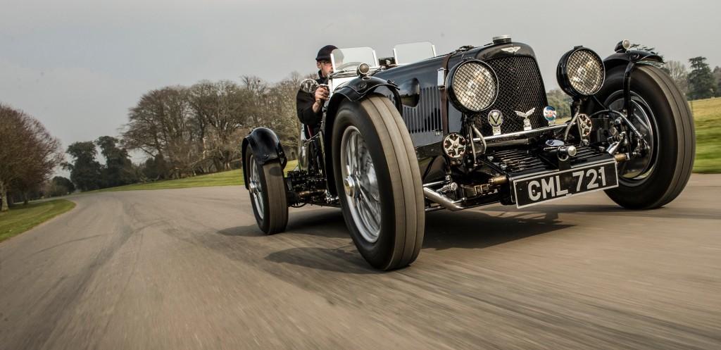 1935 Aston Martin factory racing car sells for $4.58 million | Bonhams photos