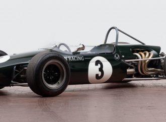 Jochen Rindt's F2 racer headlines Auctionata sale
