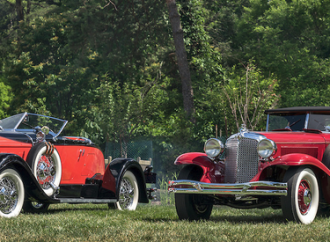 1928 Auburn, 1931 Chrysler win best of show at Ault Park