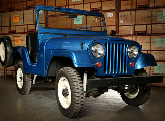 Historic Jeeps added to Omix-ADA collection