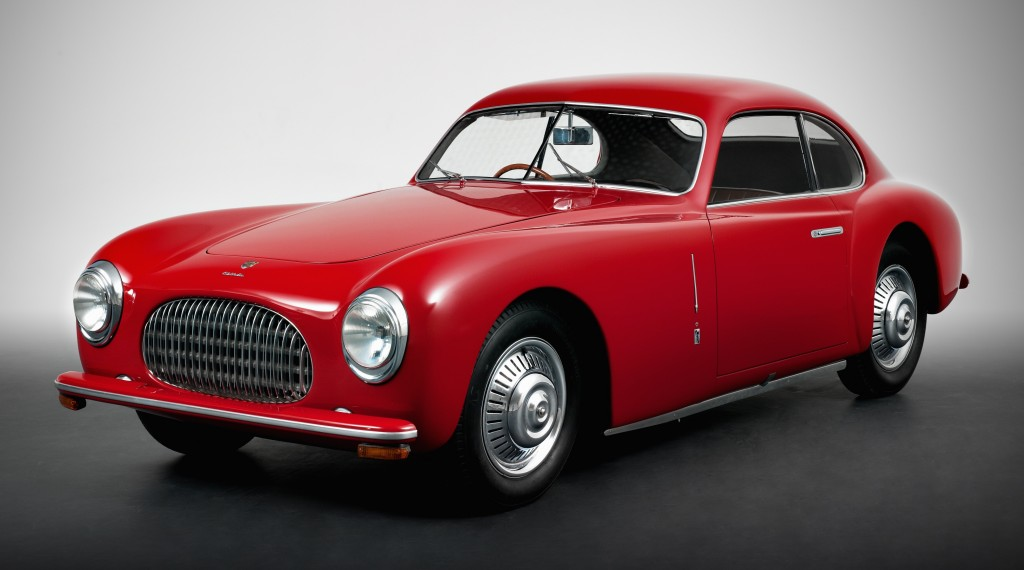 Cisitalia was a breakthrough in post-war automotive design | Pininfarina photos