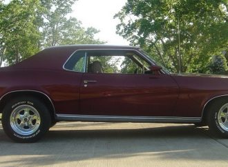 My Classic Car: David's 1970 Mercury 'Hound's-tooth' Cougar
