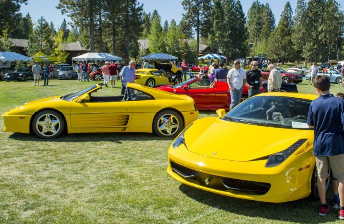 The need for speed at Oregon Festival of Cars