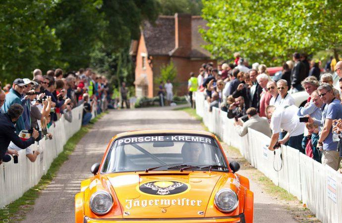 Coys adds Porsche, Frankfurt auto show auctions