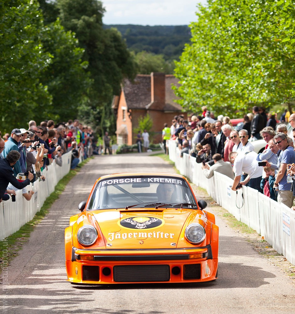 Porsche Classics at the Castle will include sale of 35 cars |Coys photo