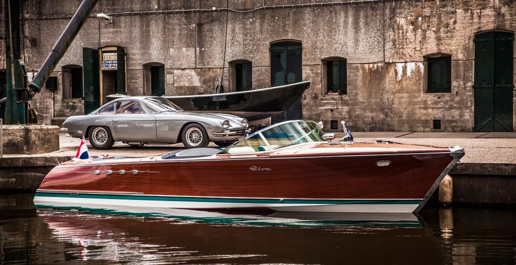 Ferruccio Lamborghini's own Riva Aquarama has been restored and is for sale | Riva World photos