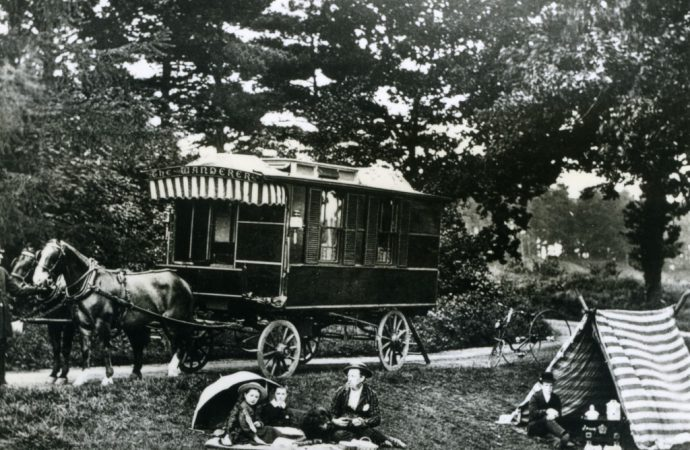 First RV trip celebrated 130 years later