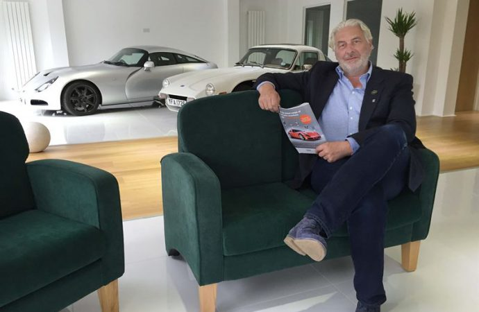 TVR recruits Gordon Murray, Cosworth for brand's return to the road