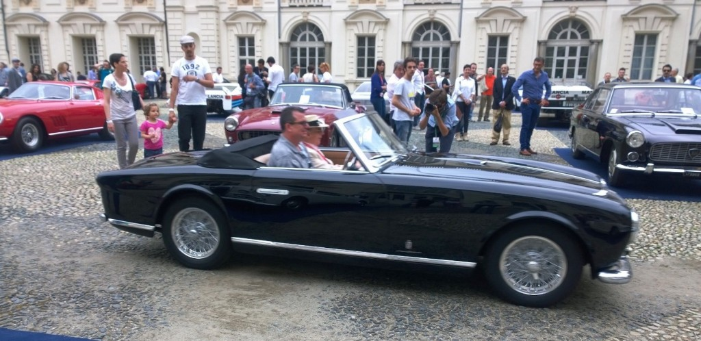 Influential 1955 Florida I takes best in show honors | Pininfarina photos