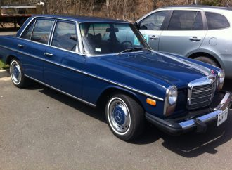 My Classic Car: Danny's 1975 Mercedes-Benz 240D