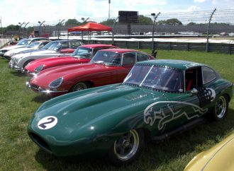 SVRA Shine & Show at Indianapolis Motor Speedway