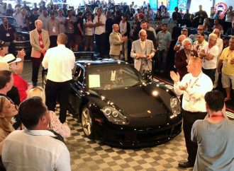 Supercars star at Russo and Steele in Newport Beach