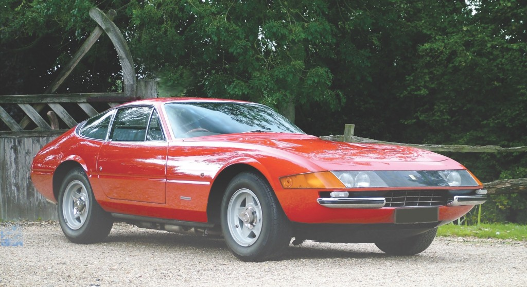 1970 Daytona sells for a UK auction record of nearly $1.2 million | Coys photos