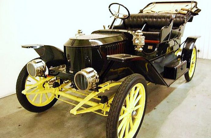1911 Stanley Steamer