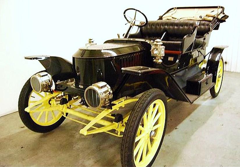 Stanley Steamer Car >> 1911 Stanley Steamer Classiccars Com Journal