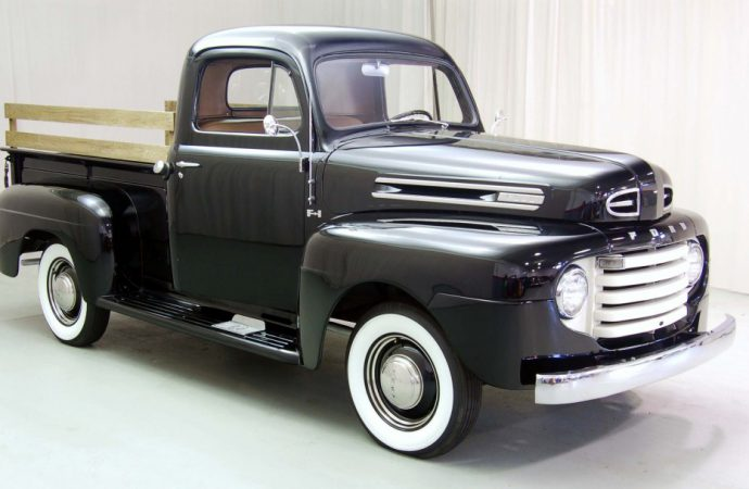 Pickups booming as collector vehicles, Hagerty says