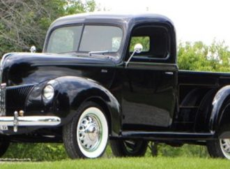 Custom 1940 Ford pickup