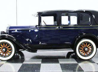 1928 Buick Master Six sedan