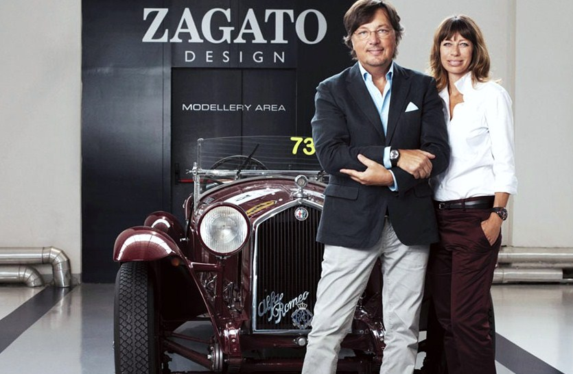 Andrea and Marella Zagato will be guests of the Arizona Concours | Zagato