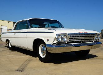 Countdown to Barrett-Jackson Reno: 1962 Chevrolet Impala 409 re-creation