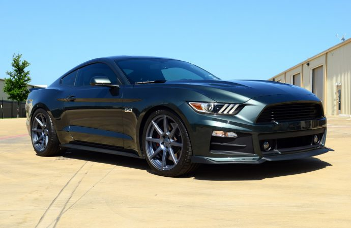 Countdown to Barrett-Jackson Reno: 2015 Mustang GT