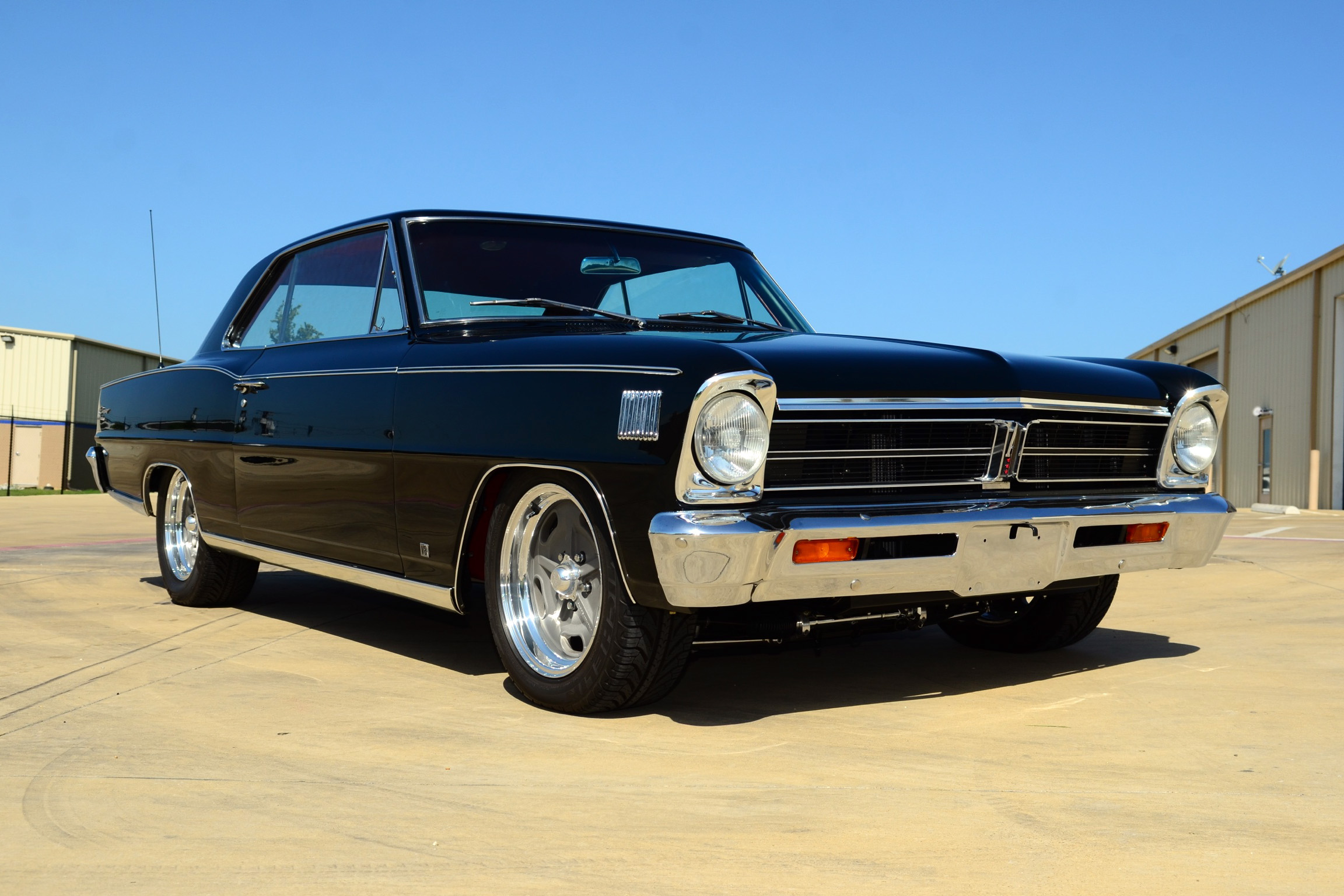 Classic Chevy Cars For Sale In Canada