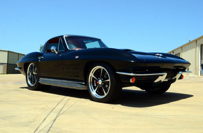 Countdown to Barrett-Jackson Reno: 1964 Chevrolet Corvette custom
