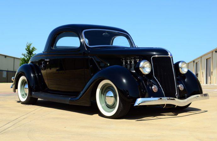 Countdown to Barrett-Jackson Reno: 1936 Ford custom
