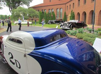 Concours d'Elegance of America preview day