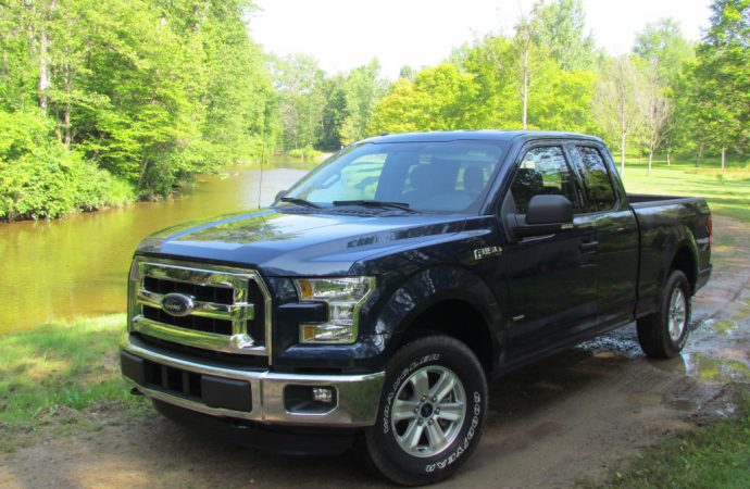 Driven: 2015 Ford F-150 4X4 SuperCab