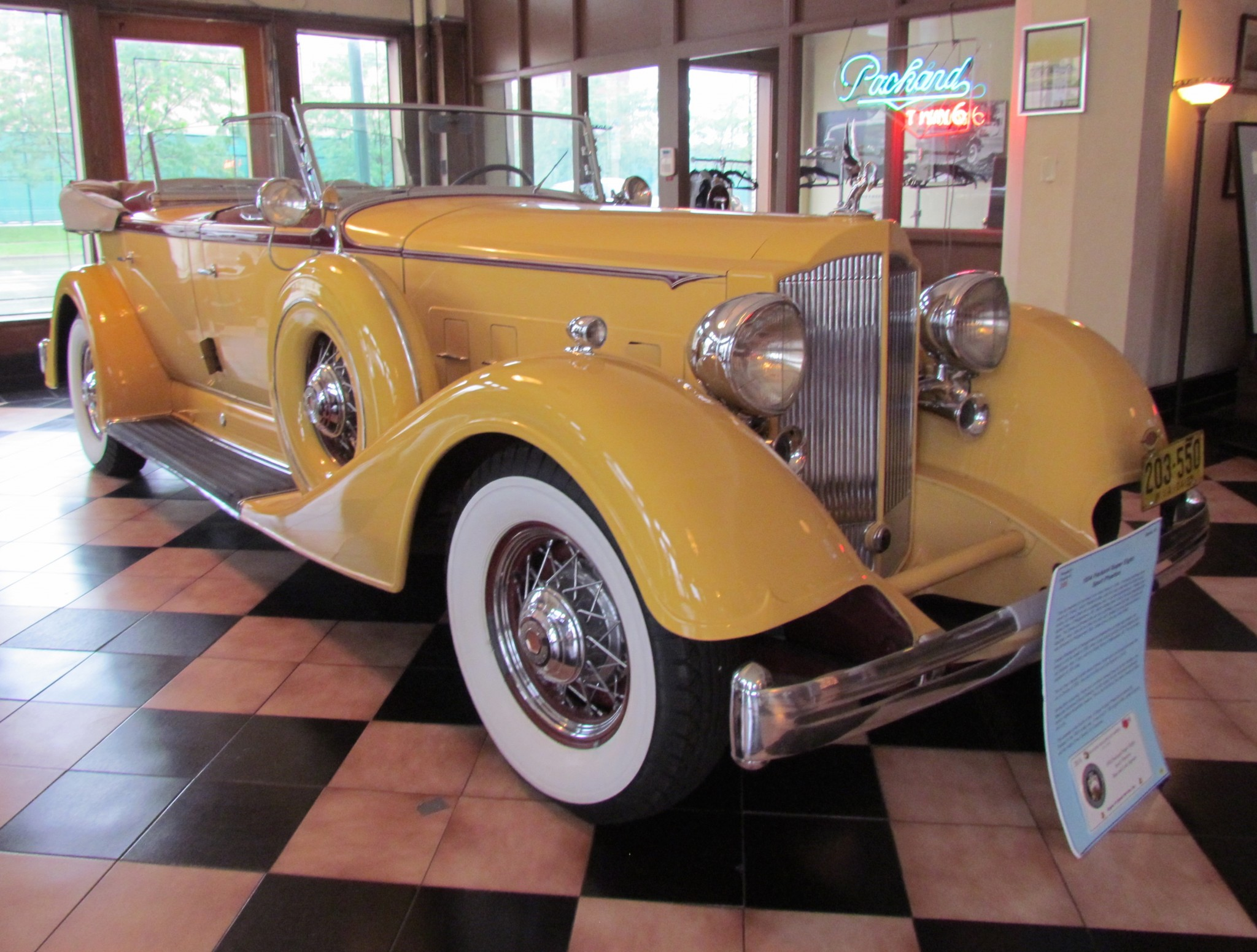 America's Packard Museum at Citizens Motorcar Company ...