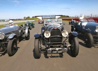 Kidston Trophy will honor pre-war racers at 25th Silverstone Classic