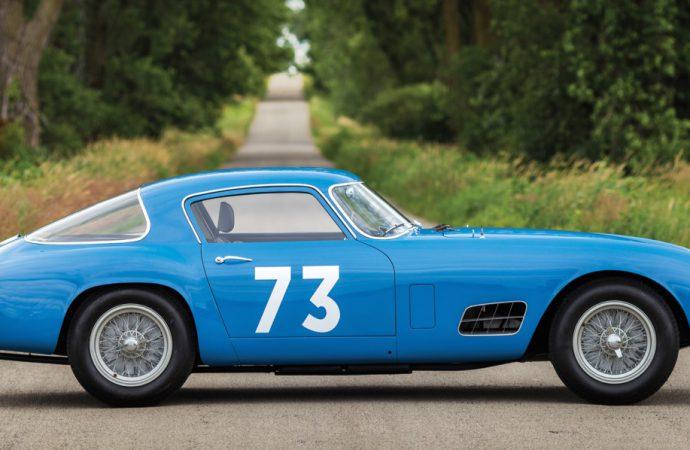 'Tour de France' Ferrari a tour de force for RM Sotheby's Monterey sale