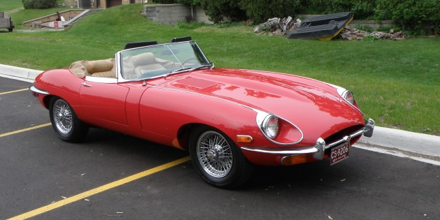 My Classic Car: Frank's Jaguar E-types