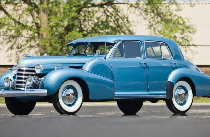 Wilson's Wisdom: Kevin picks favorites at RM Sotheby's Motor City auction