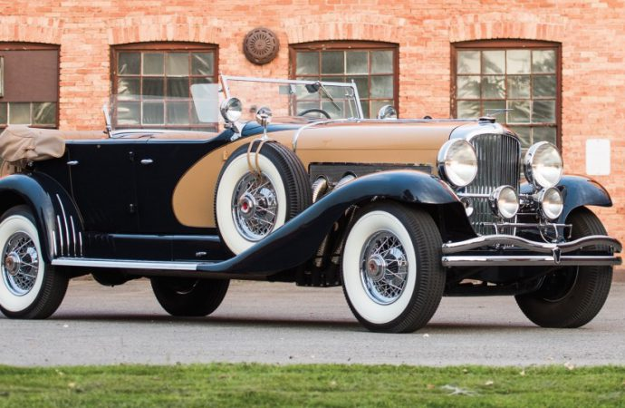 Supercharged sale: RM Sotheby's previews its Motor City auction